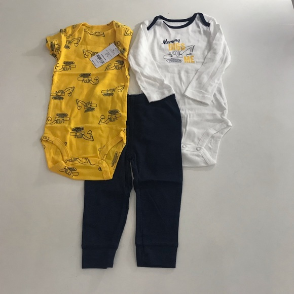 Carter S Other Carters Baby Clothingset 3 Pieces Sizes 9m12m